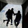 Saut en parachute pour anniversaire, Gap France