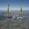 Saut en parachute team building- parachutisme Gap Tallard