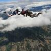 Saut en parachute Gap