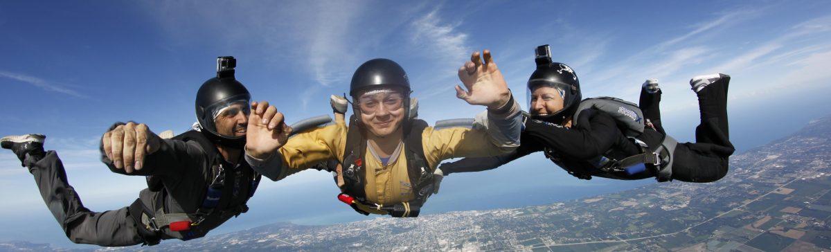 photo d un premier saut PAC